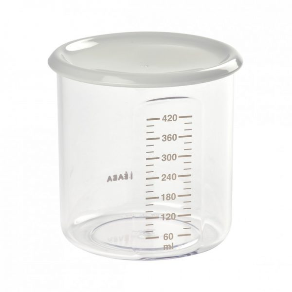 Maxi + portion 420 ml gris - Portions babycook